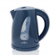 Електрическа кана SAPIR SP 1230 G, 2200W, 1.7 литра, безжична, Син