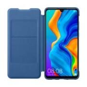 Huawei Originele Huawei P30 Lite Wallet Flip Hoesje Blauw