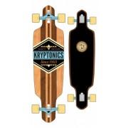 "KRYPTONICS - longboard CHEROKEE 38"" brown/blk Velikost: UNI"