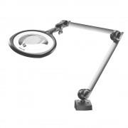 Waldmann LED-Lupenleuchte TEVISIO Standard-Ausführung, LED 14 W Gestänge 500 / 484 mm