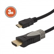 Delight 20426 Mini HDMI kábel • 3 m