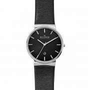 Karóra SKAGEN - Ancher SKW6104 Black/Silver/Steel