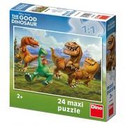 Dinotoys Dino Toys 350137 The Good Dinosaur Motif Maxi Jigsaws Puzzle