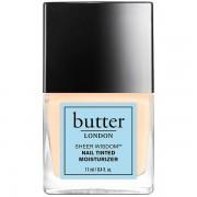 Butter london - sheer wisdom nail tinted moisturizer 11 ml - fair