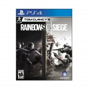 PS4 Juego Tom Clancy's Rainbow Six Siege - PlayStation 4