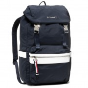 Раница TOMMY HILFIGER - Nylon Backpack AW0AW08509 BLU