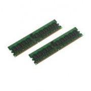 MicroMemory 4GB(2x 2GB), DDR2 memoria 667 MHz Data Integrity Check (verifica integrità dati)