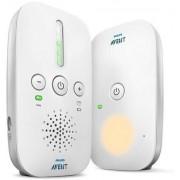 Sistem de monitorizare Philips Avent DECT SCD502/52, Smart Eco (Alb)