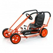 Go Kart Thunder II Orange Hauck