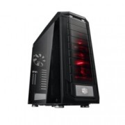 Кутия CoolerMaster Trooper SE, XL-ATX/ATX/mini/microITX/E-ATX, USB 3.0, черна, без захранване