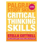 Critical Thinking Skills - Effective Analysis, Argument and Reflection (Cottrell Stella)(Paperback) (9781137550507)