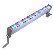 Proiector RGB DMX Liniar 24 LEDuri Osram Germania 3816lm 72W