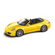 Miniatura Porsche Carrera 4S Convertible (991) 1:43