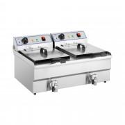 Fritadeira - 2 x 16 litros - alta tensão