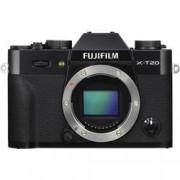 Fujifilm Systémový fotoaparát Fujifilm XT-20, 24.3 MPix, černá