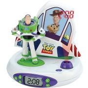 Lexibook Toy Story Projektoros óra hangokkal