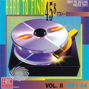 Video Delta Hard To Find 45's On Cd - Vol. 2-1961-64 - CD