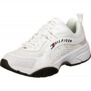 Tommy Jeans Heritage Herren Schuhe weiß Gr. 40,0