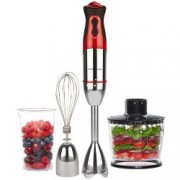 Blender de mana Andrew James AJ000022, 700 W, Recipiente Plastic fara BPA