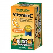 Animal Parade C-Vitamin 90 Tab