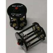 Wolf-Eyes Batterieträger für 4x123A