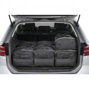 Nissan Qashqai+2 (J10) 2009-2014 Car-Bags Travel Bags