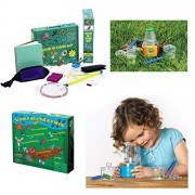 Science Made Fun with The Young Scientists Club Nature Walk Kit and GeoSafari Jr. Bug Watch Bundle, Educational and Learning Toys for Kids, Best Holiday Present, Toy Gifts