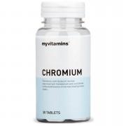 Myvitamins Chromium - 3 Months (90 Tablets)