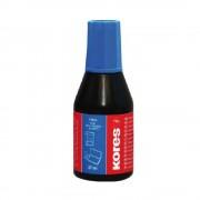 Tus Stampila Kores 27 ml, Culoare Albastru - Cerneala Birotica