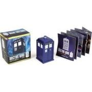 Doctor Who: Light-Up Tardis Kit by Richard Dinnick