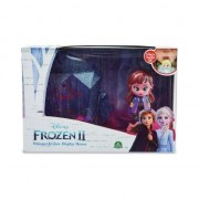 Set Giochi Preziosi 2 Mini Figurine Anna si Bulda Whisper and Glow Frozen 2