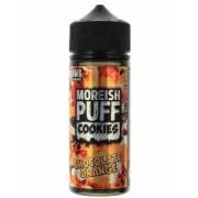 Lichid Tigara Electronica Premium Moreish Puff Cookies Chocolate Orange, 100ml, Fara Nicotina, 70VG / 30PG, Fabricat in UK