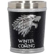 Game of Thrones Winter is Coming-borrelglas