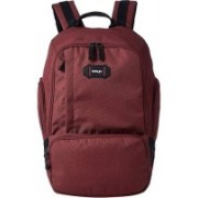 Oakley Mens Street Organizing Backpack iron red One Size Fits All 10 L Backpack(Multicolor)