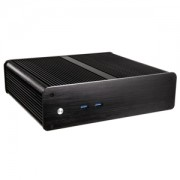 Carcasa Akasa Euler T Fanless Thin Mini-ITX OEM Black