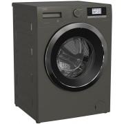 Masina de spalat rufe Beko Stain Expert WTV8734XC0M, Motor Pro Smart, 8 kg, clasa energetica A+++ (-10%), 1400 rpm, afisaj LCD, 16 programe, Gri Manhattan