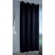 Draperie blackout Mia neagră, 140 x 245 cm