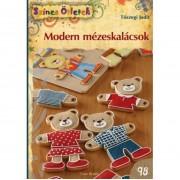 Modern mézeskalácsok könyv