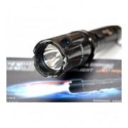 3 в 1 Електрошок с LED фенер и лазер MD-288