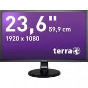 Terra LED monitor Terra LED 2447W, 59.9 cm (23.6 palec),1920 x 1080 px 5 ms, MVA LED Audio-Line-in , DVI, HDMI™