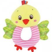 Мека дрънкалка с ринг Lorelli, пиленце, 0746970