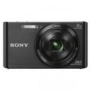 Fotoaparat Sony DSC-W830B 20Mp, 8x, 2.7, 720p crni