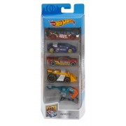 SET 5 MASINI HOT WHEELS METRO