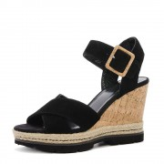 SPM lambo sandalen zwart - zwart - Size: 36