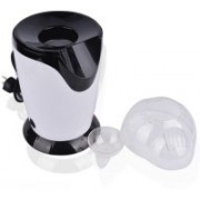 VP STORES Electric Mini Popcorn Machine (White and Black) VP-735 60 g Popcorn Maker(White)