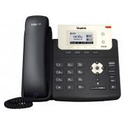 Yealink SIP-T21P Vaste VoIP-telefoon Headsetaansluiting, Handsfree TFT/LCD-kleurendisplay Zwart