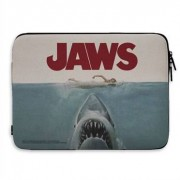 JAWS Poster Laptop Sleeve, Laptop Sleeve