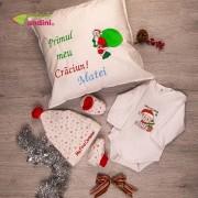 Pachet Cadou Primul Meu Crăciun - Baby Boy