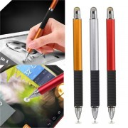 Meco 2 in 1 Capacitive Pen Touch Screen Drawing Pen Stylus For Smartphone Tablet PC
