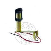 Villogó lámpa tartó cső -L-